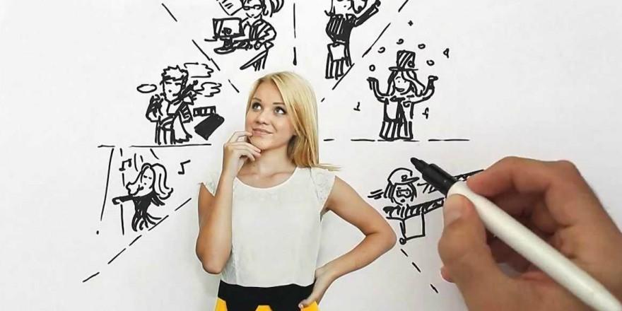 Професії для дівчат. Підбірка найбільш затребуваних професій