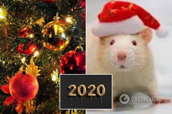 Привітання на новий 2020 рік в прозі. Оригінальна підбірка