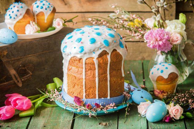 Рецепт як приготувати паску на Великдень 2020