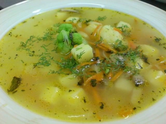 Дієтичний суп. Корисна та підбірка рецептів приготування