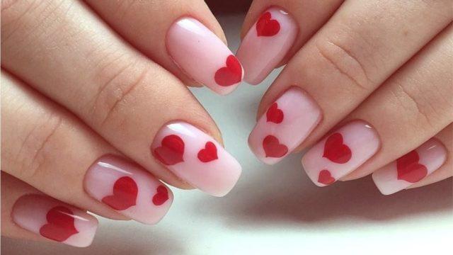 Манікюр на День Валентина 2021 року. Поради спеціалістів
