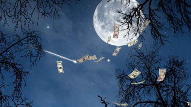 Місячний календар фінансів на жовтень 2021 року по дням