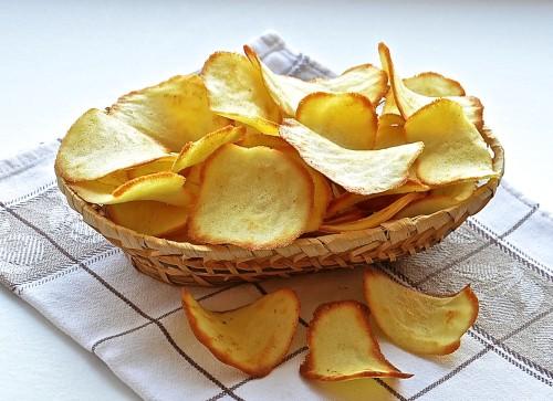 Jak zrobutu chipsu v domashnih ymovah