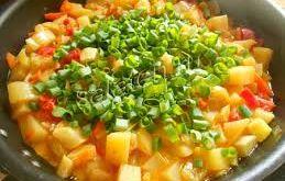 Як зробити рагу овочеве