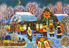 Колядки на Різдво, щедрівки  і посівалки