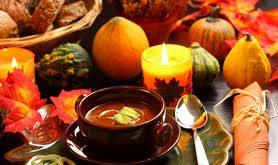 Найкращі осінні рецепти страв