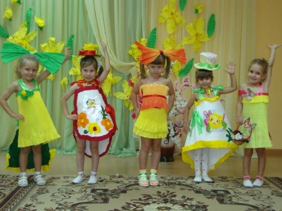 Новорічні костюми своїми руками