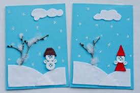 Новорічні листівки – підбірка цікавих варінтів
